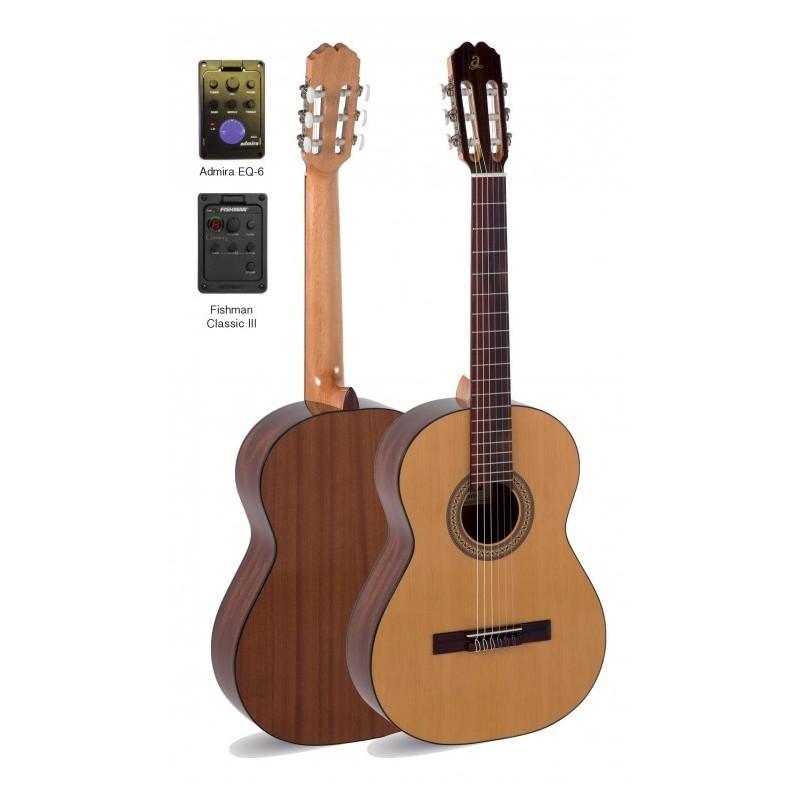 Guitarra admira juanita e musicalia guitarra admira mod for Guitarra admira