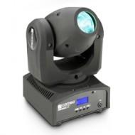 MINICABEZA MÓVIL CON LED CREE RGBW 30W CAMEO NANOSPOT 120
