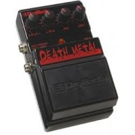 PEDAL DIGITECH DEATH METAL