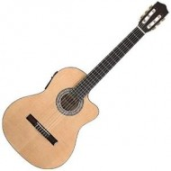 GUITARRA ELECTRO-CLÁSICA STAGG  C-546 TCE-NT