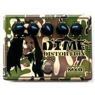 PEDAL MXR DD-11DISTORSION SIGNATURE DIMEBAG DARELL