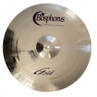 "CRASH FAST 16"" BOSPHORUS GOLD"