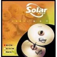 SET DE PLATOS SOLAR 2-PACK BY SABIAN